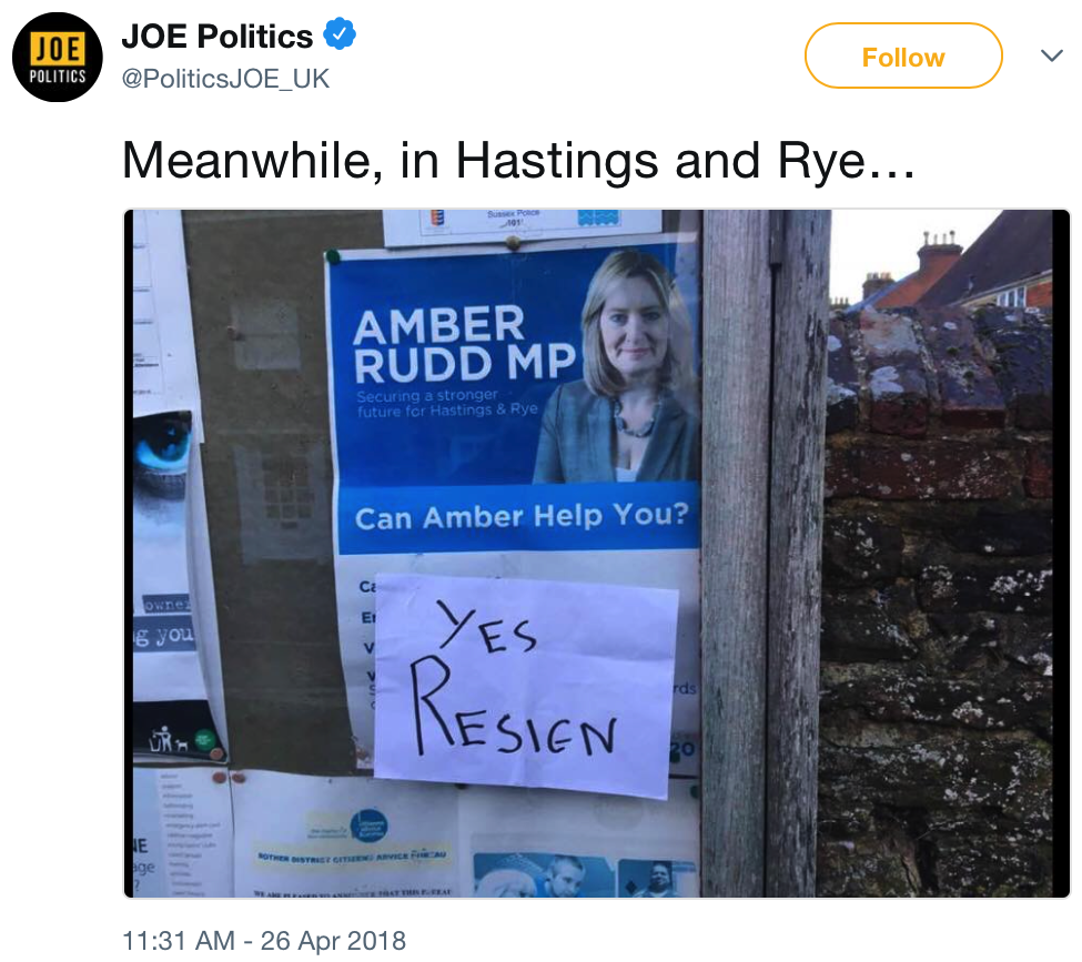 Pleasings Messages: A Message To Rudd From Her Constituency